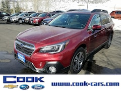 New 2019 Subaru Outback 2.5i Limited SUV 4S4BSANC9K3301844 in Steamboat Springs, CO