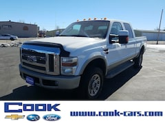 Used 2008 Ford Super Duty F-350 SRW King Ranch 1FTWW31R58EA06527 in Steamboat Springs, CO