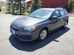 New 2020 Subaru Impreza Base Trim Level 5-door 4S3GTAB60L3708796 in Steamboat Springs, CO