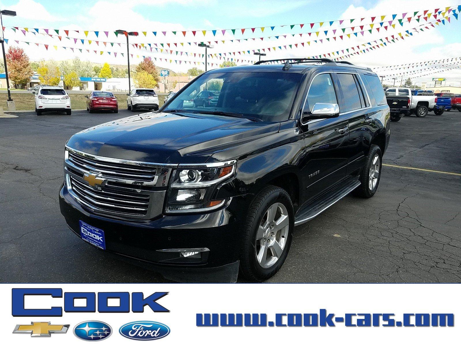 2017 Chevrolet Tahoe Premier 4WD  Premier