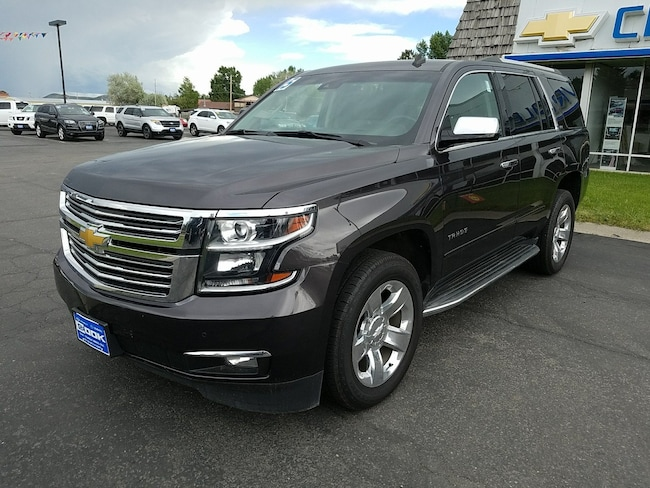 used 2015 chevrolet tahoe ltz for sale in steamboat springs co
