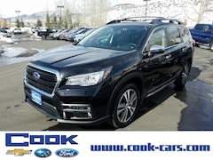 New 2019 Subaru Ascent Touring 7-Passenger SUV 4S4WMARD4K3460222 in Steamboat Springs, CO