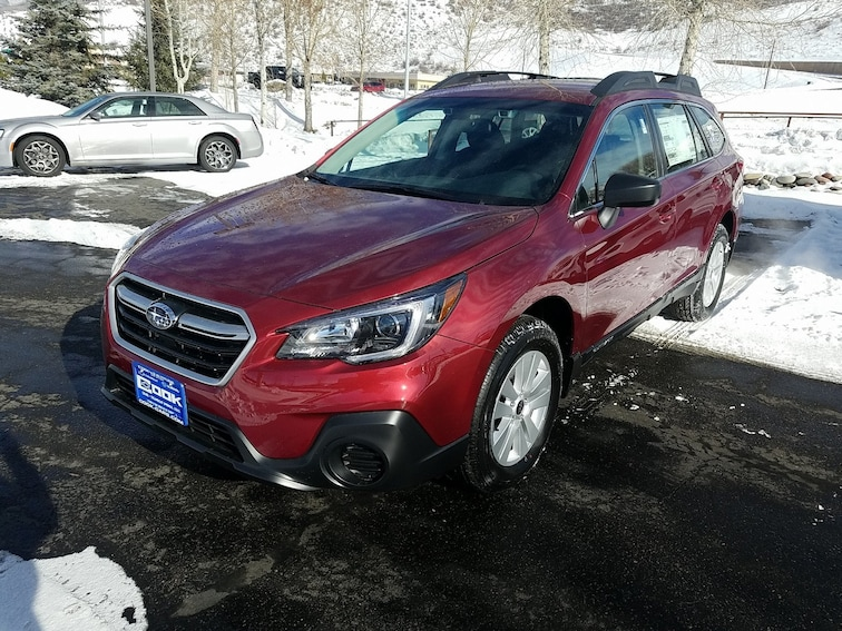 New 2019 Subaru Outback 2.5i SUV Steamboat Springs, CO