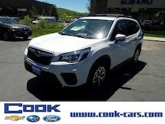 New 2019 Subaru Forester Premium SUV JF2SKAEC8KH528113 in Steamboat Springs, CO