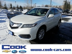 Used 2016 Acura RDX 5J8TB4H36GL007719 in Steamboat Springs, CO