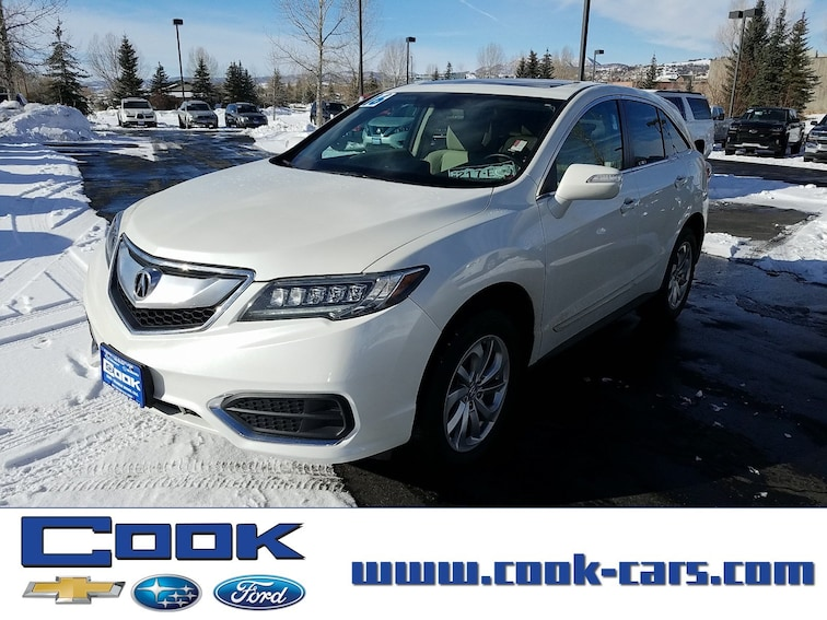 Used 2016 Acura RDX Steamboat Springs, CO