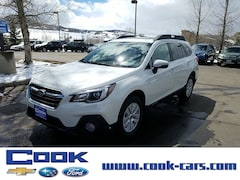 New 2019 Subaru Outback 2.5i Premium SUV 4S4BSAHC9K3320132 in Steamboat Springs, CO