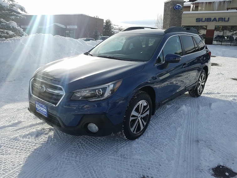 New 2019 Subaru Outback 3.6R Limited SUV Steamboat Springs, CO