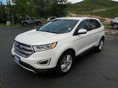 Used 2015 Ford Edge SEL SEL AWD 2FMTK4J9XFBB77508 in Steamboat Springs, CO