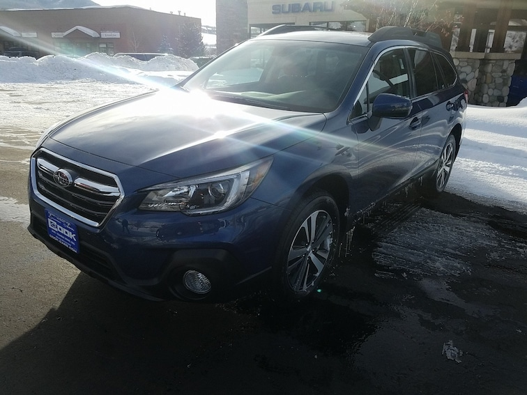 New 2019 Subaru Outback 2.5i Limited SUV Steamboat Springs, CO