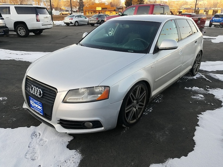 Used 2009 Audi A3 S Line HB AT S tronic 2.0T quattro S Line Steamboat Springs, CO