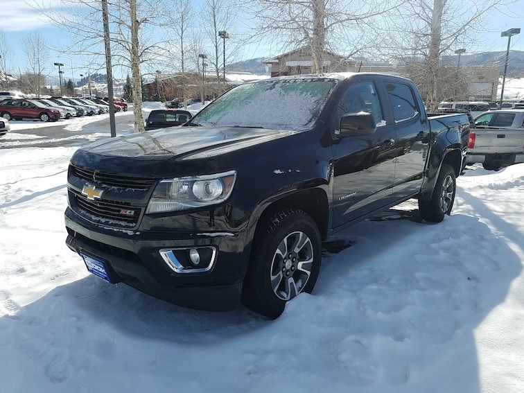 Used 2016 Chevrolet Colorado 4WD Z71 4WD Crew Cab 128.3 Z71 Steamboat Springs, CO