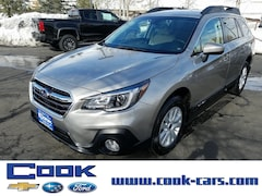 New 2019 Subaru Outback 2.5i Premium SUV 4S4BSAFC2K3319116 in Steamboat Springs, CO
