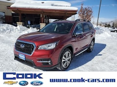 New 2020 Subaru Ascent Touring 7-Passenger SUV 4S4WMARD3L3443090 in Steamboat Springs, CO