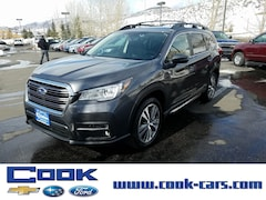 New 2019 Subaru Ascent Limited 8-Passenger SUV 4S4WMAJD6K3463456 in Steamboat Springs, CO