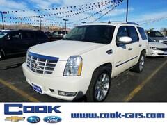 Used 2010 Cadillac Escalade Premium AWD  Premium 1GYUKCEF3AR147818 in Steamboat Springs, CO