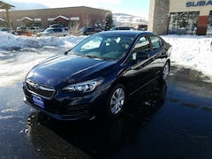 New 2019 Subaru Impreza 2.0i Sedan 4S3GKAB67K3607286 in Steamboat Springs, CO