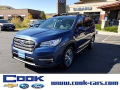 New 2020 Subaru Ascent Limited 8-Passenger SUV 4S4WMAJD6L3418406 in Steamboat Springs, CO