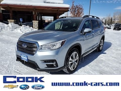 New 2020 Subaru Ascent Limited 7-Passenger SUV 4S4WMAPD1L3443334 in Steamboat Springs, CO