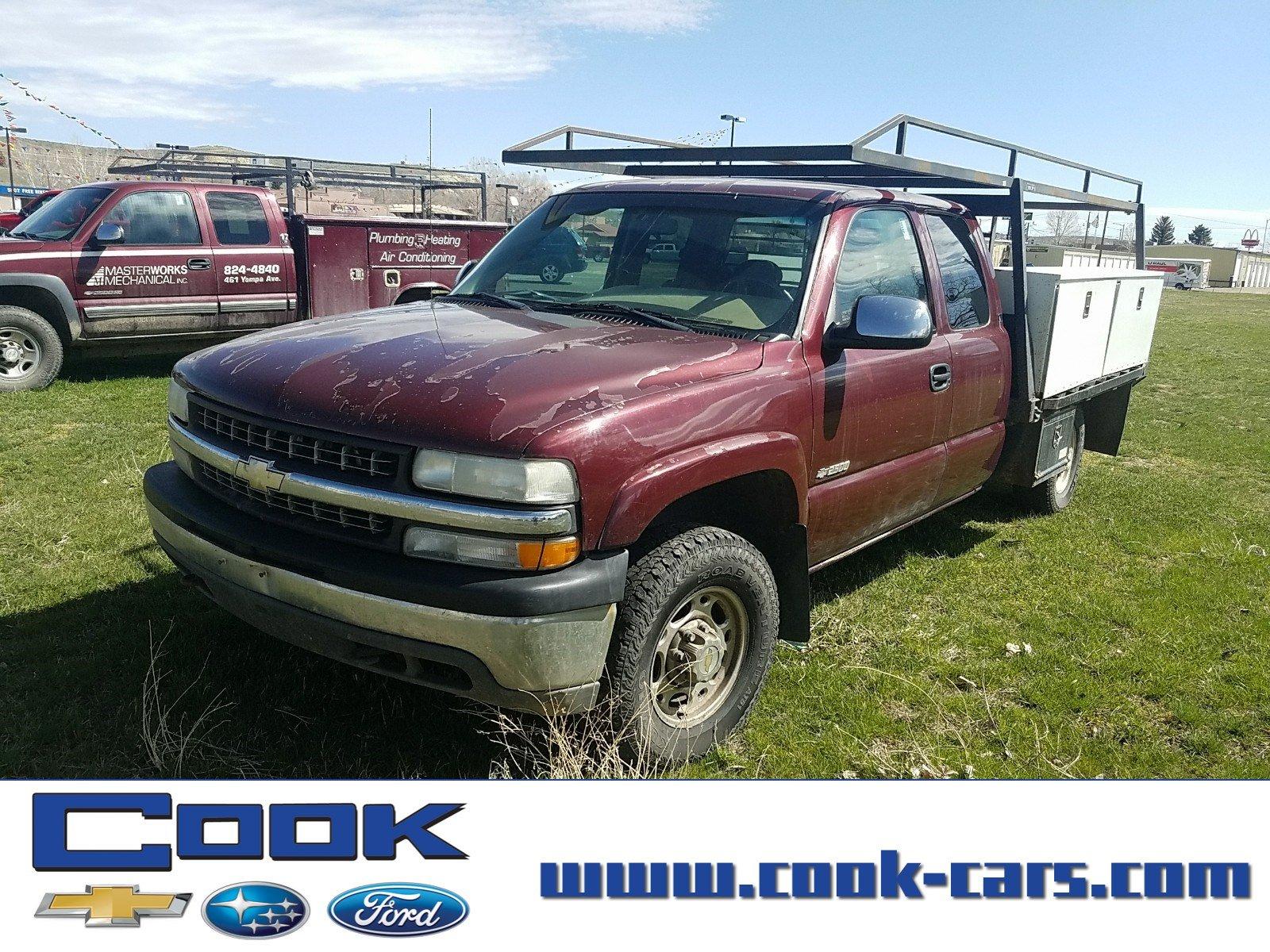 2000 Chevrolet Silverado 2500 Truck Extended Cab