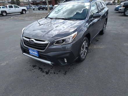 Featured New 2021 Subaru Outback Limited XT SUV for Sale in Steamboat Springs, CO