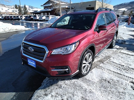 Featured New 2021 Subaru Ascent Limited 7-Passenger SUV for Sale in Steamboat Springs, CO