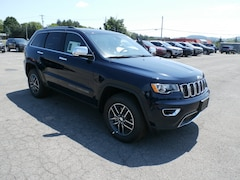 New 2018 Jeep Grand Cherokee LIMITED 4X4 Sport Utility for Sale in RIchfield Springs, NY