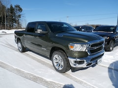 New 2021 Ram 1500 BIG HORN CREW CAB 4X4 5'7 BOX Crew Cab for Sale in Richfield Springs, NY