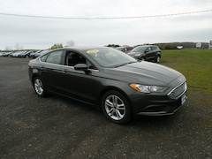 Used 2018 Ford Fusion SE Sedan for Sale in Richfield Springs, NY