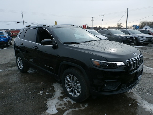 New 2019 Jeep Cherokee Latitude Plus 4x4 SUV for Sale in Richfield Springs NY