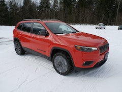 New 2021 Jeep Cherokee LATITUDE LUX 80TH ANNIVERSARY 4X4 Sport Utility for Sale in Richfield Springs, NY