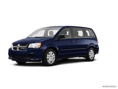 Used 2016 Dodge Grand Caravan AVP/SE Van for Sale in Richfield Springs
