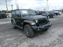 New 2018 Jeep Wrangler Sport 4x4 SUV for Sale in RIchfield Springs, NY