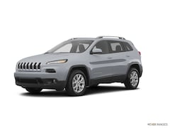 Used 2017 Jeep Cherokee Latitude 4x4 SUV for Sale in Richfield Springs
