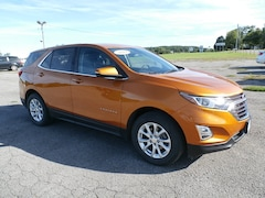 Used 2019 Chevrolet Equinox LT w/1LT SUV for Sale in Richfield Springs, NY