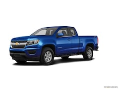 Used 2019 Chevrolet Colorado WT Truck Extended Cab for Sale in Richfield Springs, NY