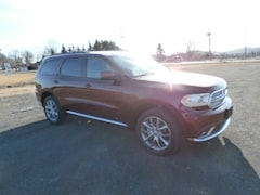 New 2020 Dodge Durango SXT PLUS AWD Sport Utility for Sale in RIchfield Springs, NY