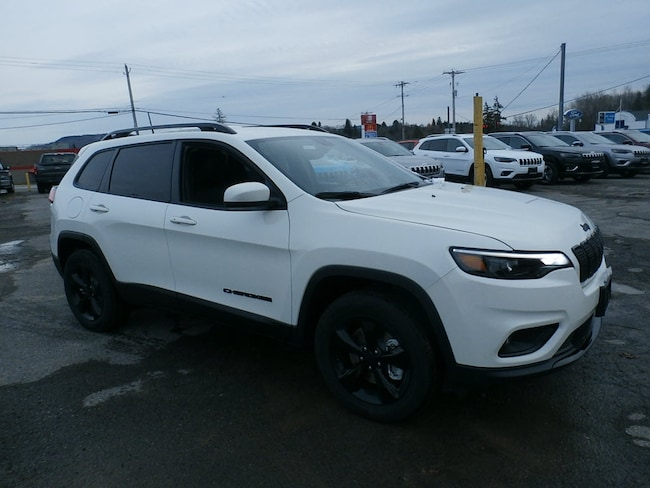 New 2019 Jeep Cherokee ALTITUDE 4X4 Sport Utility for Sale in Richfield Springs NY