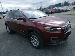 New 2019 Jeep Cherokee Latitude Plus 4x4 SUV for Sale in RIchfield Springs, NY