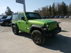 New 2018 Jeep Wrangler SPORT 4X4 Sport Utility for Sale in RIchfield Springs, NY