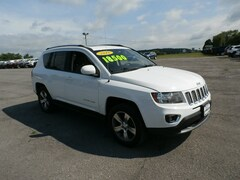 Used 2016 Jeep Compass Latitude 4x4 SUV for Sale in Richfield Springs