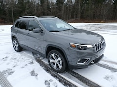 New 2021 Jeep Cherokee LIMITED 4X4 Sport Utility for Sale in Richfield Springs, NY