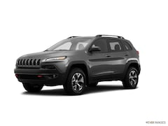 Used 2015 Jeep Cherokee Trailhawk 4x4 SUV for Sale in Richfield Springs