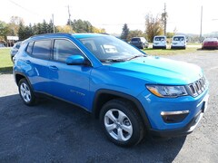 New 2020 Jeep Compass LATITUDE 4X4 Sport Utility for Sale in Richfield Springs NY