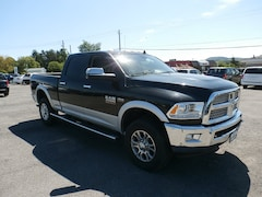 Used 2016 Ram 3500 Laramie Truck Crew Cab for Sale in Richfield Springs