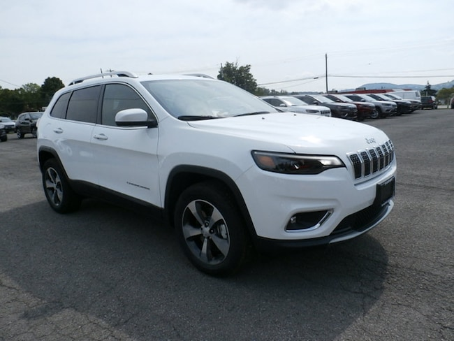 New 2019 Jeep Cherokee LIMITED 4X4 Sport Utility for Sale in Richfield Springs NY