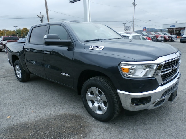 New 2019 Ram 1500 Big Horn Truck Crew Cab for Sale in Richfield Springs NY