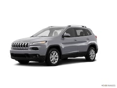 Used 2015 Jeep Cherokee Latitude 4x4 SUV for Sale in Richfield Springs