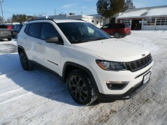 New 2021 Jeep Compass 80TH ANNIVERSARY 4X4 Sport Utility for Sale in Richfield Springs NY