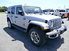 New 2018 Jeep Wrangler UNLIMITED SAHARA 4X4 Sport Utility for Sale in RIchfield Springs, NY